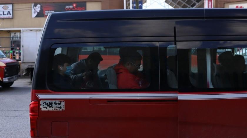 Se realizará una campaña próximamente para solicitar a los transportistas no olvidar seguir los protocolos sanitarios en las unidades.