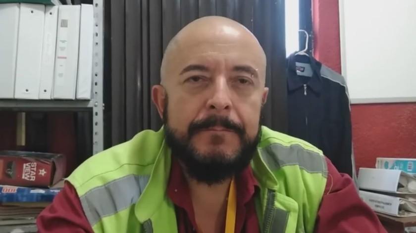 Hospitalizan de emergencia a jefe de Protección Civil en Empalme, tras agravar síntomas de Covid-19(Especial)