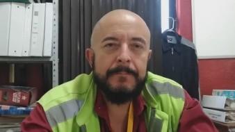 Hospitalizan de emergencia a jefe de Protección Civil en Empalme, tras agravar síntomas de Covid-19