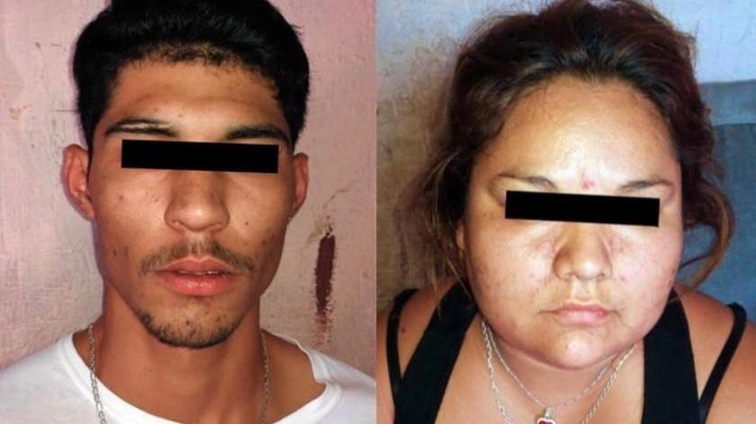 Detienen a cuatro, dos de ellos menores y rescatan a 3 niños en Hermosillo(Especial)