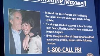 Cercanos a Ghislaine Maxwell, ex pareja de Jeffrey Epstein, preocupados por su seguridad en prisión
