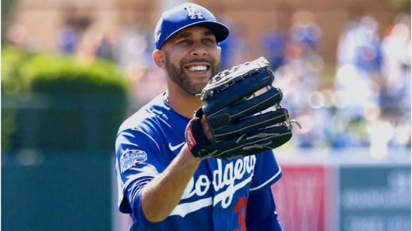 Debut con Dodgers tendrá que esperar, David Price no lanzará en esta temporada(Instagram @davidprice14)