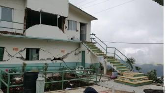 México se desplazó .45 metros tras sismo de 7.4 en Oaxaca: NASA