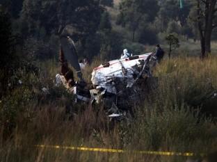 Sedena encuentra Learjet calcinado, sin tripulación ni carga, en la costa de Chiapas