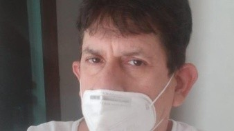 Pediatra se recupera de Covid-19 y atiende a pacientes infectados