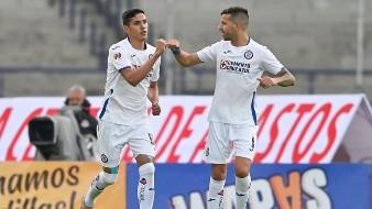 Josué Reyes, la promesa sonorense del Cruz Azul que marcó doblete frente a Pumas