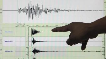 Sismo marino de magnitud 4,4 se registra frente a las costas de Ecuador