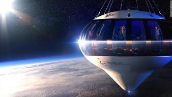 Viajes en globo hasta el borde del espacio en 2021