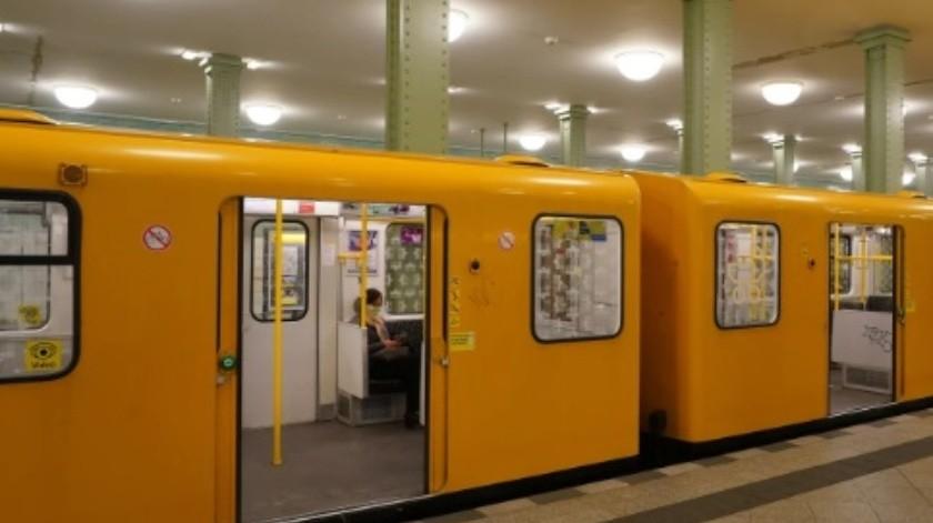 Berlín pide que dejen de usar desodorante en el transporte público para frenar el coronavirus(Getty Images)