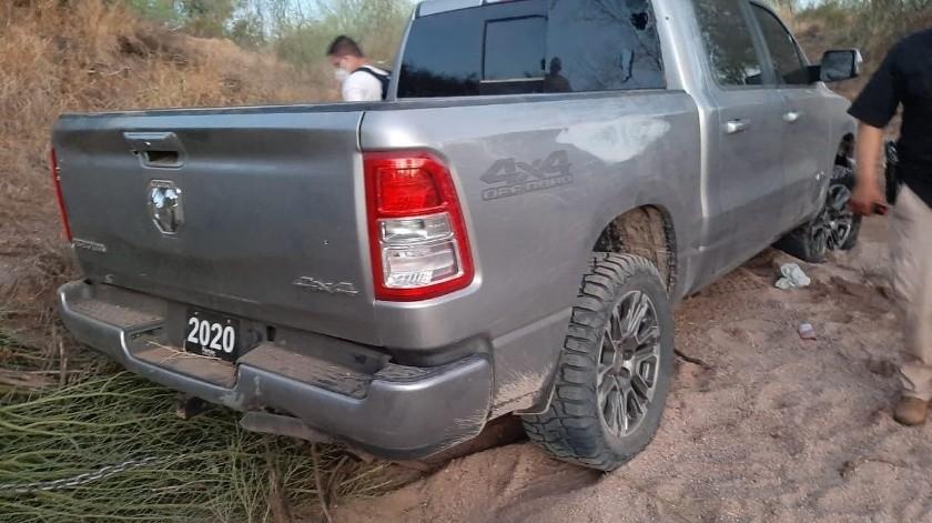 Identifican a uno de los muertos en enfrentamiento armado en tramo carretero de Caborca(Especial)