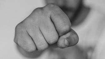 Detienen a hombre por violencia intrafamiliar y daños a propiedad en colonia Paseo Palma Dorada