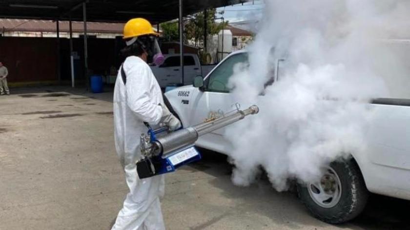 Desinfectar ahora es obligatorio para muchas empresas.