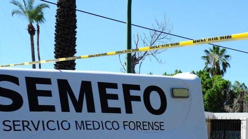 Los hechos se registraron cerca de las 2:00 horas, cuando el hombre y la mujer fueron agredidos con arma de fuego hasta quitarles la vida por varias personas que viajaban a bordo de un vehículo.(Especial)