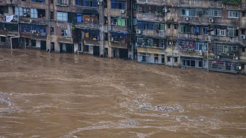 Wuhan eleva nivel de alerta ahora por lluvias(AP)