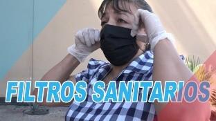 Los mexicalenses, al saber de la instalación de un filtro sanitario comentaron estar de acuerdo con su operación, pues sienten que puede ser una manera de evitar más contagios.