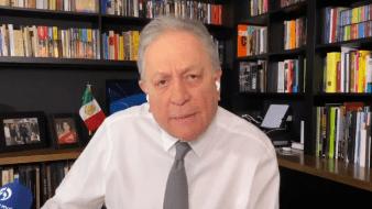 Llaman #LordCobarde a José Cárdenas por insultar a hijo de AMLO