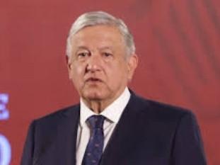 El Presidente habló sobre la relación que hay entre el Gobierno de Estados Unidos y los mexicanos.