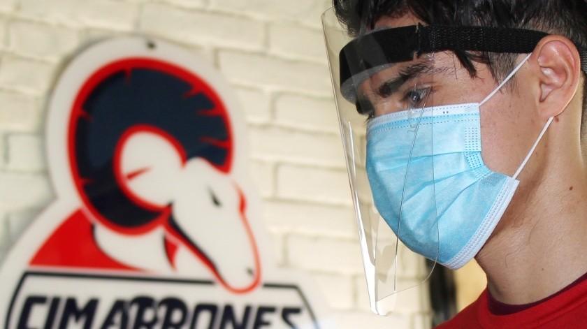 Cimarrones inicia con pruebas de detección Covid-19 su pretemporada de Apertura 2020(GH)