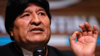 Fiscalía de Bolivia acusa a Evo Morales de terrorismo y pide su detención