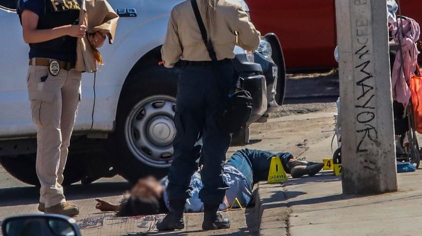 Ejecutan a mujer en situación de calle(Gustavo Suárez)