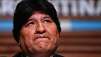 Evo Morales tacha de