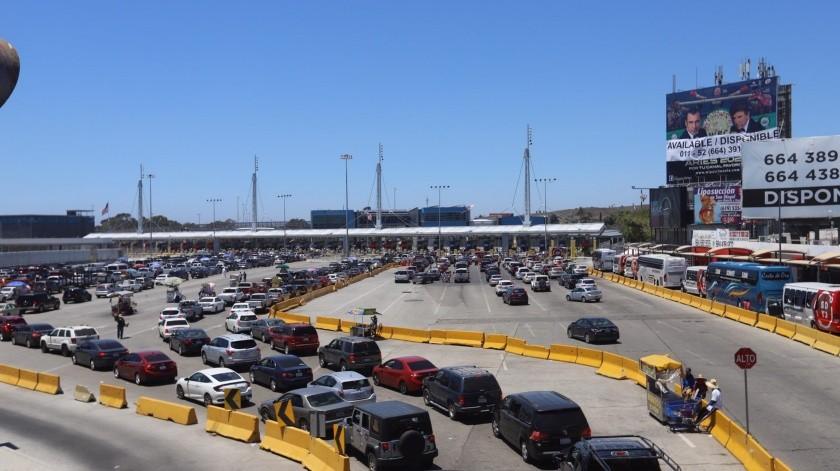 Se recibieron 127 mil visitantes, muchos de ellos hispanos que vienen del Sur de California.(Archivo)