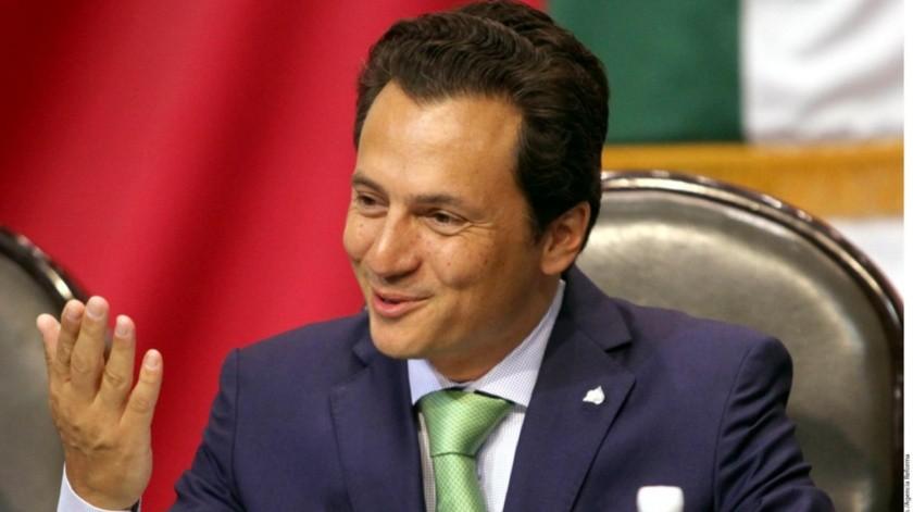 Emilio Lozoya será extraditado hoy desde España(GH)