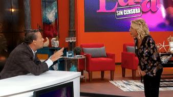 Tremenda pelea entre Laura Bozzo y Alfredo Adame en Laura Sin Censura.