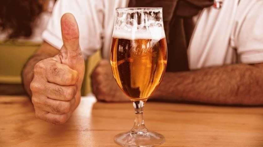 Estudio: Tomar licor modernamente mejora la función cognitiva(Tomada de la Red)