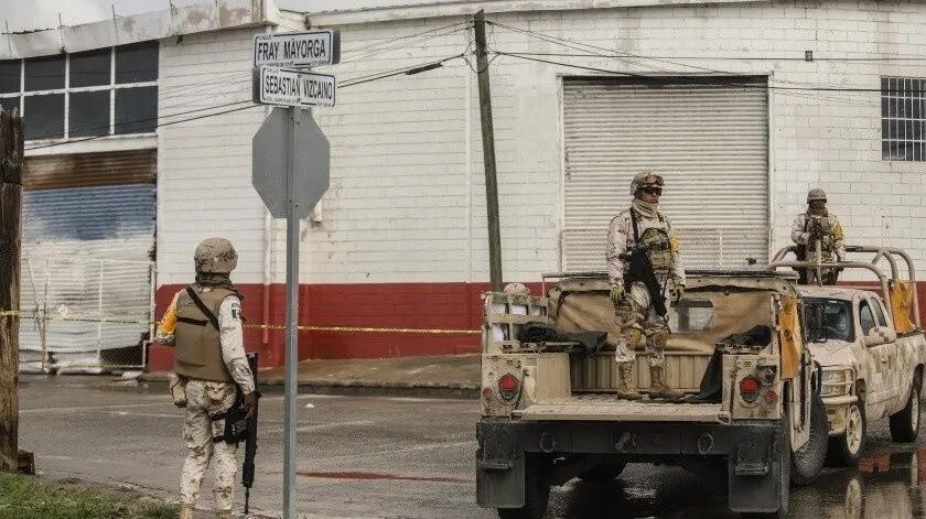 Narcobodega en Otay vuelve presuntamente a operar; vigila el Ejército(Archivo)