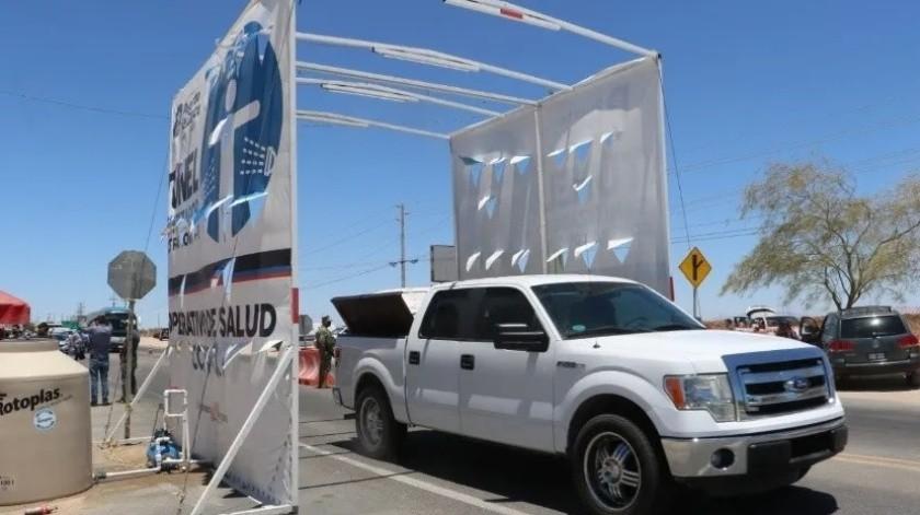 Puerto Peñasco recibió entre 5 y 6 mil turistas durante el fin de semana, estima OCV(GH)