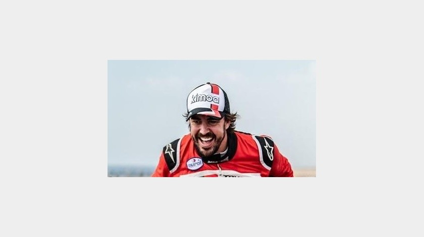 Fernando Alonso regresa a la Fórmula 1 con Renault el próximo año(Instagram @fernandoalo_oficial)