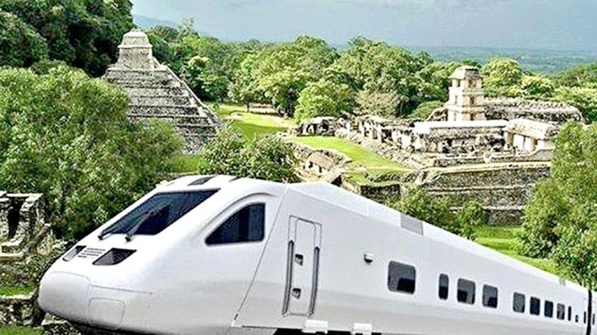 Comunidades podrán vigilar obras de Tren Maya, asegura INAI(GH)