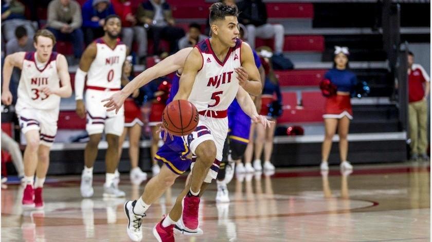 El sonorense Diego Willis crece en el basquetbol de la NCAA(Cortesía)