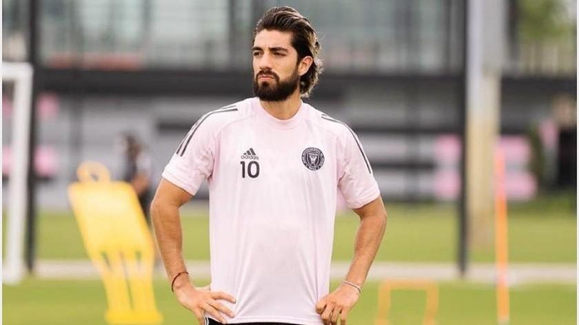 Sin temor al covid-19, mexicanos disputarán la MLS Is Back(Instagram @rpizarrot)