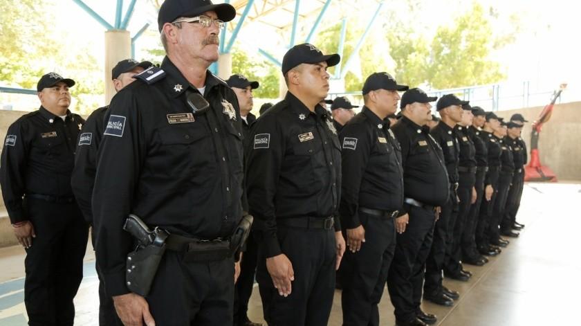 Municipio busca abatir deuda heredada a IMSS por cuotas de Policías municipales(Archivo)