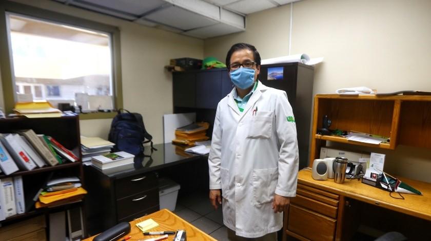 Estudian proteínas para ver relación con enfermedades(Daniel Resendiz)