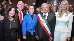 Ivanka sube foto con AMLO por visita a Trump y Beatriz Gutiérrez le responde