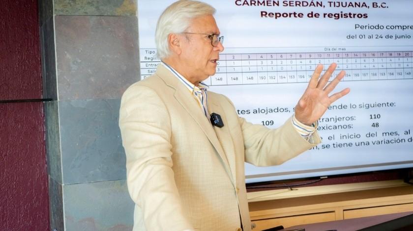 Tuvo Covid el Gobernador Jaime Bonilla(Archivo)