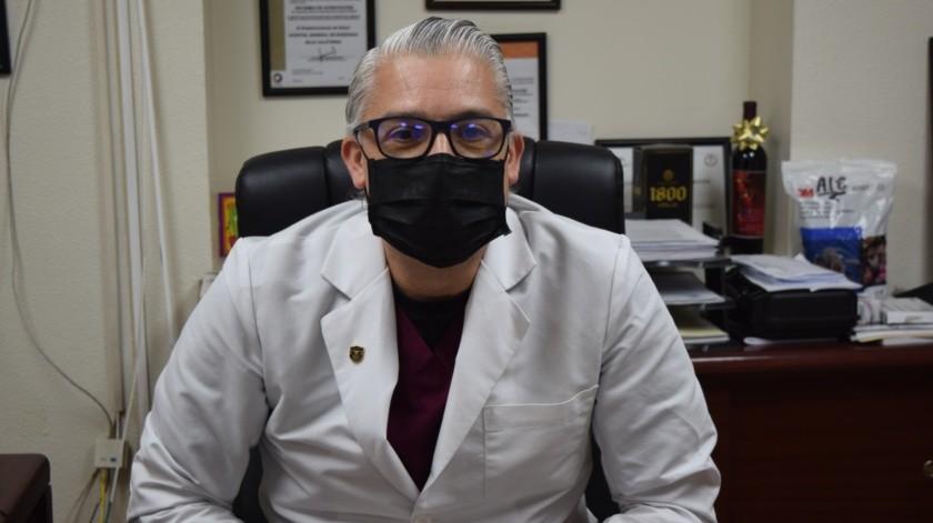 Hospital General de Ensenada cuenta con un 50% de capacidad