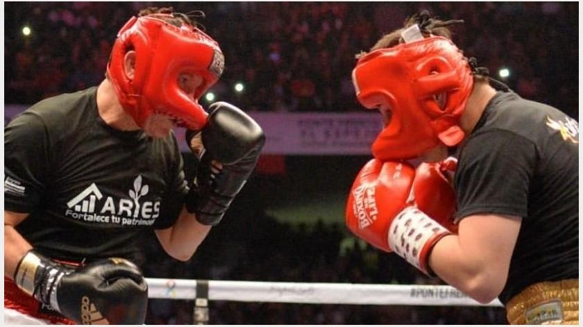 """¡Dos tiros más! Julio César Chávez reta al """"Travieso"""" Arce a dos peleas de exhibición(Instagram @jcchavez115)"""