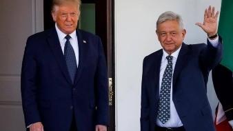 Visita de AMLO a Trump es positiva para México: Analistas