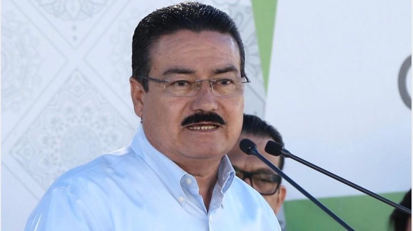 Víctor Guerrero, secretario de Educación de Sonora, da positivo a Covid-19(Archivo GH)