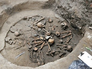 Contingencia frena investigaciones sobre esqueletos prehispánicos: INAH