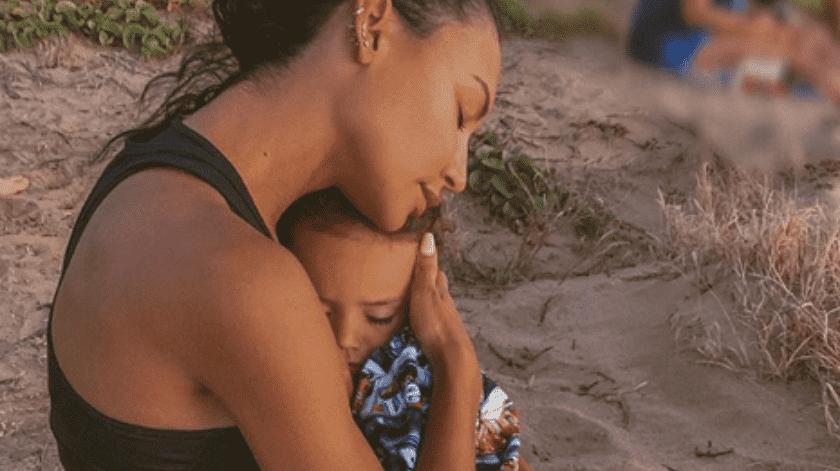 """""""Mamá saltó y no volvió más"""": las palabras de Josey, hijo de Naya Rivera, a la policía(Instagram @nayarivera)"""