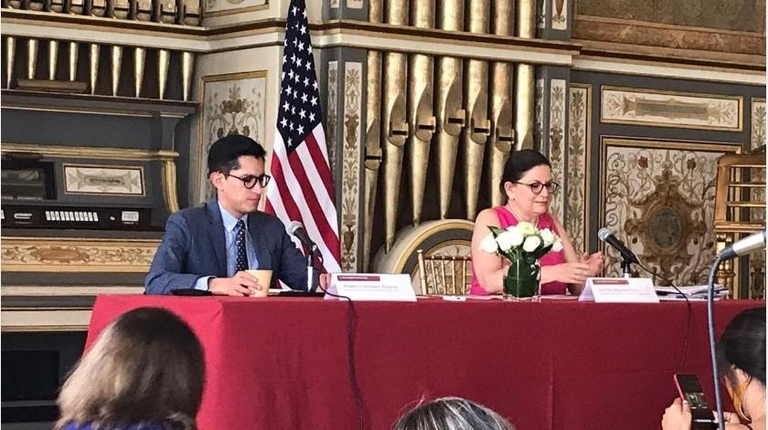 Trabajo en conjunto por Covid-19, tema central en reunión entre AMLO y Trump(Ángel González)