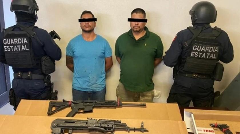 """Marina detiene a operadores del CJNG, a """"El Chiquilín"""" y """"El Basuras""""(Especial)"""