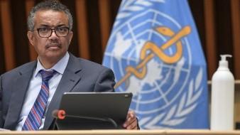 El director de la OMS, Tedros Adhanom Ghebreyesus, hizo un emotivo llamado a la unidad mundial ante la pandemia de covid-19.