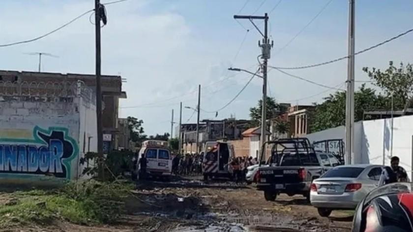 """Uno de los imputados por la masacre en Irapuato había sido detenido junto a la madre de """"El Marro""""(Especial)"""