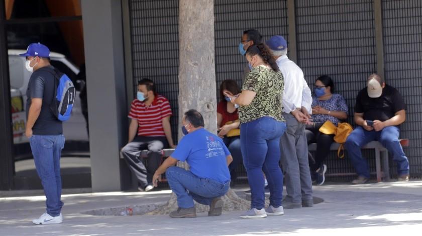 El municipio que más enfermos ha reportado en las últimas semanas ha sido Caborca y el que menos casos ha registrado es Navojoa.